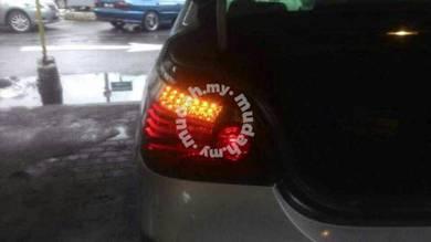 Bmw e60 tail lamp led light bar new look SET