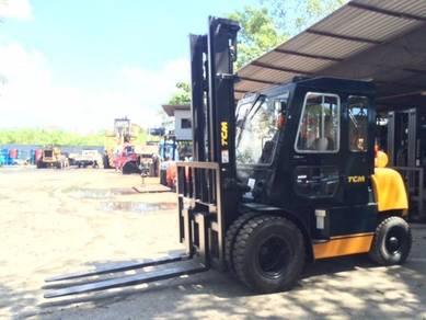JAPAN DIRECT Imported TCM 5 ton DIESEL FORKLIFT