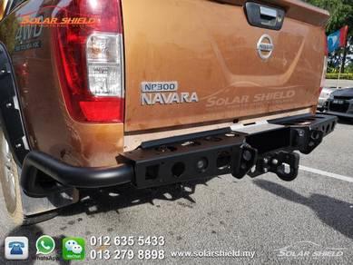 4x4 Rear Bull Bar Rear Bumper Heavy Duty