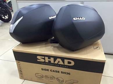 Shad Side Case SH36 ~ Yamaha MT-09 / MT09 ABS