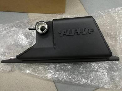Alpha AMS R35 GTR GTR35 Coolant Expansion Tank Kit