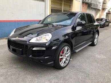 Used Porsche Cayenne Turbo for sale
