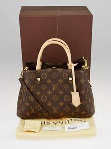 Louis Vuitton Monogram Canvas Montaigne BB Shoulde