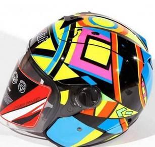 Xdot vr46 edition helmet