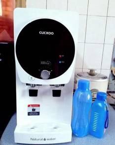 Air water suam panas sejuk cuckoo king top 3suhu