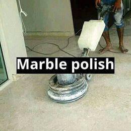 Parquet polish(painting) marble polish