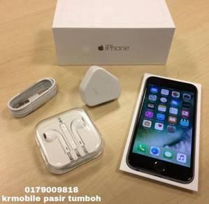 Iphone -6s- tiptop murah -64gb-