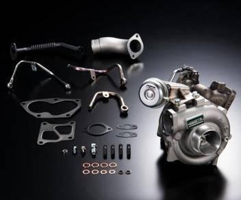HKS GTIII-RS Turbo Kit for Mit Lancer Evo 7 8 9