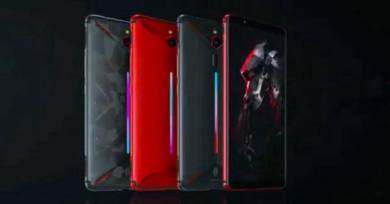 Nubia Red Magic Mars (6GB RAM | 64GB ROM)ORIGINAL