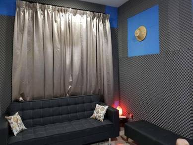 Sound Acoustic wall panelling Soundproof foam