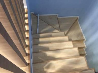 Timber Flooring / Laminate / Vinyl / WPC / SPC- 45