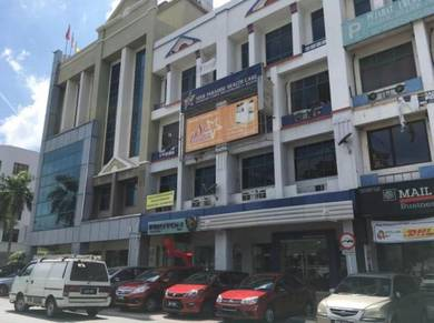 [FACING MAIN ROAD] 4 Storey Shop Building Bandar Baru Klang