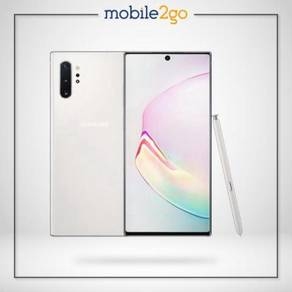 Samsung Note 10+ [512GB ROM/12GB RAM] MY Set
