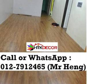 Simple Vinyl Floor with Installation 100RS