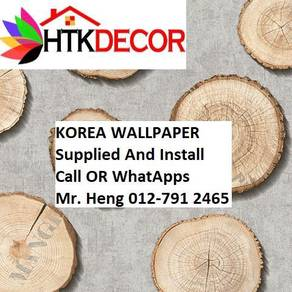 3D Korea Wall Paper with Installation 35UI
