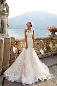 Mermaid bodycon wedding bridal dress gown RB1645