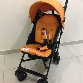 Mini Easywalker Orange Stroller