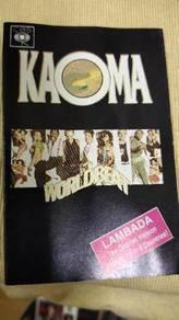 Kaoma - Lambada. (kaset)