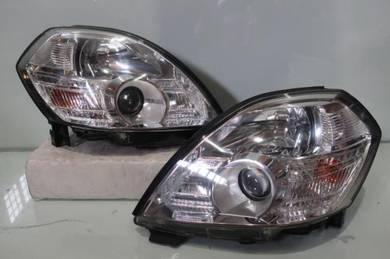 Nissan Teana J31 Projector Head Lamp Light Lampu