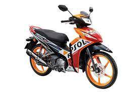 REPSOL DASH 125cc - DEPO OFFER 5% ONLY
