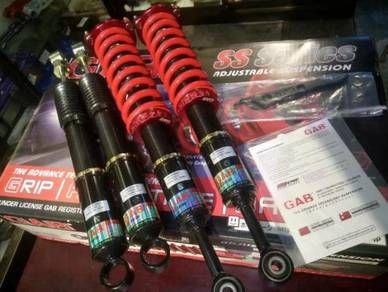 Gab adjustable ss series toyota hilux vigo