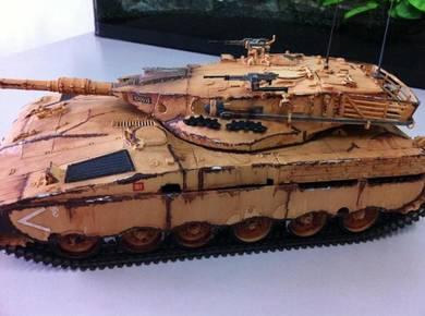Tamiya Merkava Tank 1/35