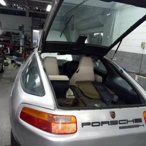 Porsche 928 front boot damper