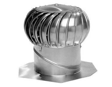 W2 WINDMILL (US) Wind Attic Ventilator