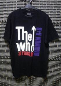 Tshirt band THE WHO 30 YEARS OF MAXIMUM R&B