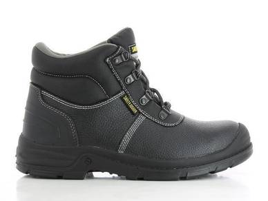 Shoes Safety Jogger BestBoy2 Black ST PU Mid