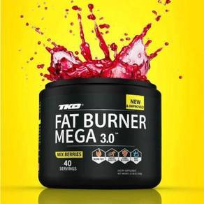 FAT BURNER MEGA 3.0 pasti berkesan