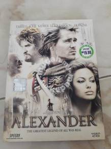Alexander - The Greatest Legend of All was real CD