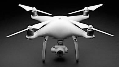 DJI Phantom 4 Pro Quadcopter Camera Drones 4K
