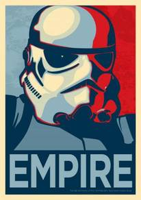 Poster STORMTROOPER POP ART 1