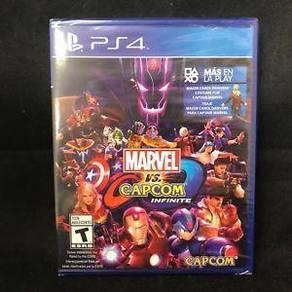 PS4 Game Marvel Vs Capcom Infinite NEW AND SEALED
