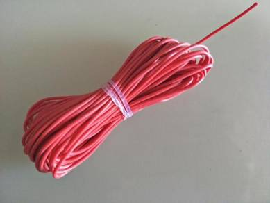 High Quality 20AWG Silicone Wire 1m (Red)
