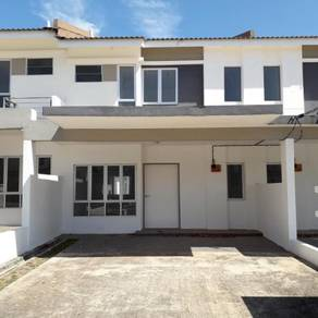 100% Loan 2sty Terrace in Sg. Petani
