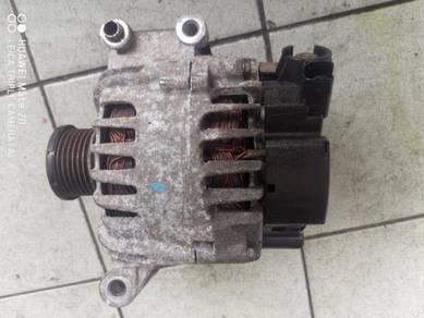 Mini cooper r55 clubman n12 b16 alternator