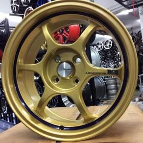 "Sport rim ADVAN RG2 design 15"""