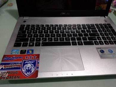Mencari body laptop Asus N56V