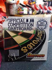 Harrow Official Competition Dartboard