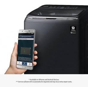 New SAMSUNG 21kg Washing Machine WA21M8700GV
