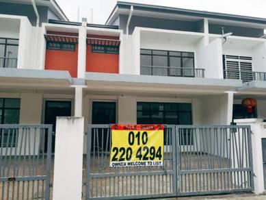 Freehold 22x80 2sty SUPERLINK HOUSE M RESIDENCE Kota Emerald RAWANG