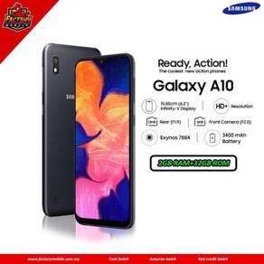 Samsung galaxy A10 [2+32GB] New Pakej