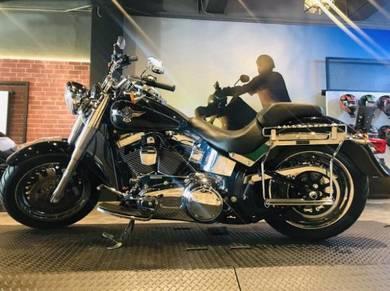 Harley Davidson Fat Boy Recond Unreg SHOP LOAN !!!