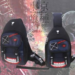 Tokyo ghoul One piece Naruto fairy tail sling bag