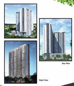 100% Loan Freehold Apartment Rumawip Bukit Jalil, KL