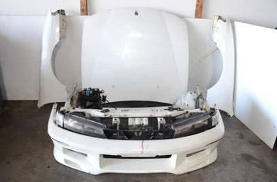 Nissan silvia 240sx s14 kouki nosecut