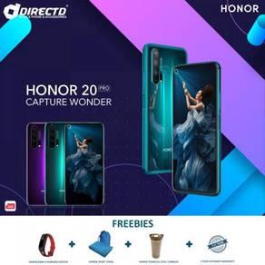 HONOR 20 PRO (8GB RAM | 256GB ROM)ORI + 4 Hadiah