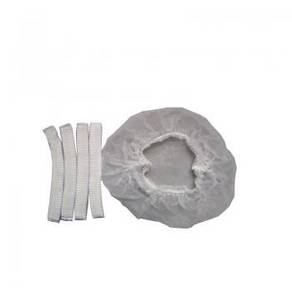 Hair Net Disposable White
